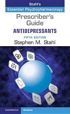 Prescriber s Guide  Antidepressants Adapted Version PDF