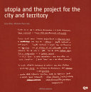 Utopia and the Project for the City and Territory