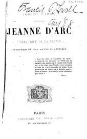Jeanne d'Arc: libératrice de la France