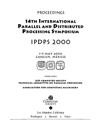 Proceedings      International Parallel Processing Symposium       Symposium on Parallel and Distributed Processing
