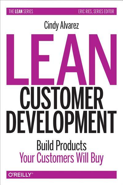 Download Lean Customer Development Book