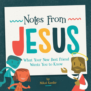 Notes From Jesus Book