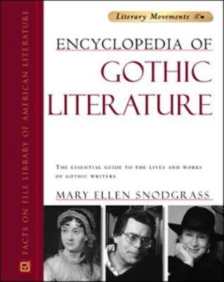 Encyclopedia of Gothic Literature PDF