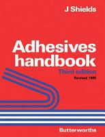 Adhesives Handbook PDF