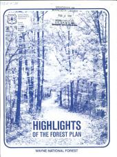 Highlights of the forest plan: Wayne National Forest