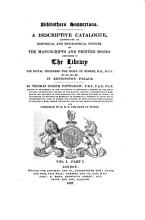 Bibliotheca Sussexiana  A Descriptive Catalogue  Accompanied By Historical And Biographical Notices  Of The Manuscripts An Printed Books Contained In The Library Of His Royal Highness The Duke Of Sussex     In Kensignton Palace PDF