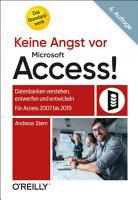 Keine Angst vor Microsoft Access  PDF
