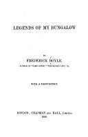 Legends of My Bungalow