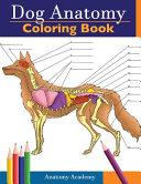 Dog Anatomy Coloring Book PDF