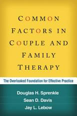 Common Factors in Couple and Family Therapy PDF