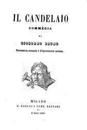 Il candelaio commedia di Giordano Bruno