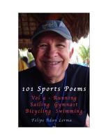 101 Sports Poems Vol 4 Running Bicycling Sailing Swimming Gymnast PDF