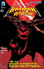 Batman and Robin (2011-) #19
