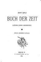 Buch der Zeit PDF