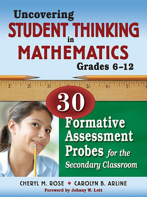 Uncovering Student Thinking in Mathematics  Grades 6 12 PDF