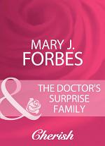 The Doctor's Surprise Family (Mills & Boon Cherish) (Home to Firewood Island, Book 3)