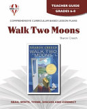 Walk two moons by Sharon Creech Book
