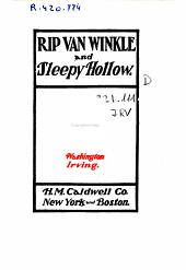 Rip Van Winkle and Sleepy Hollow