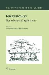 Forest Inventory: Methodology and Applications