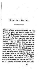 Briefe über Hamburgs und seiner Umgebungen Schicksale während der Jahre 1813 und 1814: geschrieben von einem Augenzeugen. Herbst, Band 2