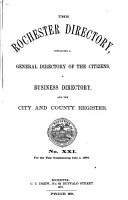 The Rochester Directory PDF