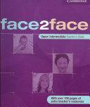 face2face Upper Intermediate Teacher s Book PDF