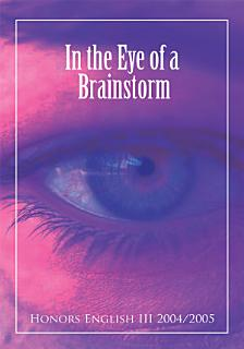 In the Eye of a Brainstorm Book