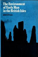 The Environment of Early Man in the British Isles PDF