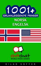 1001+ grunnleggende fraser norsk - engelsk