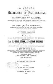Mechanics of Engineering and Machinery: Volume 2, Issue 2