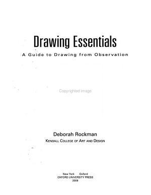 Drawing Essentials PDF