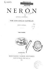 Nerón: estudio histórico, Volumen 1