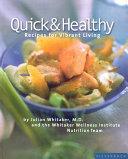 Quick & Healthy