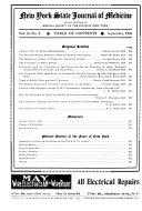 New York State Journal of Medicine
