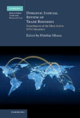 Domestic Judicial Review of Trade Remedies PDF