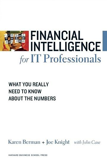 Financial Intelligence for IT Professionals PDF