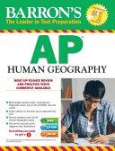 Barron S Ap Human Geography Book PDF