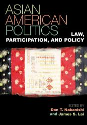 Asian American Politics Book PDF
