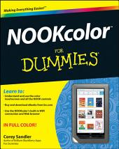 NOOKcolor For Dummies