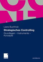Strategisches Controlling: Grundlagen - Instrumente - Konzepte