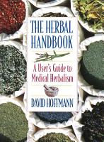 The Herbal Handbook PDF
