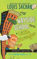 Wayside School Gets a Little Stranger  rack  PDF