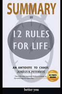 Summary 12 Rules for Life
