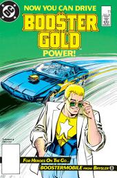 Booster Gold (1985-) #11