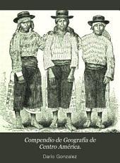 Compendio de geografía de Centro América