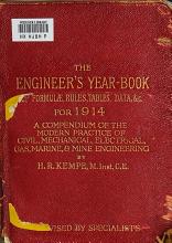 The Engineer s Year book of Formulae  Rules  Tables  Data    Memoranda for     PDF