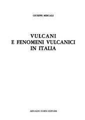 Vulcani e fenomeni vulcanici in Italia