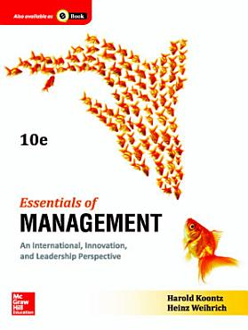 Essentials of Management  An International  Innovation  and Leadership Perspective PDF