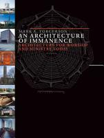 An Architecture of Immanence PDF