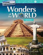 Travel Adventures: Wonders of the World: Symmetry 6-Pack